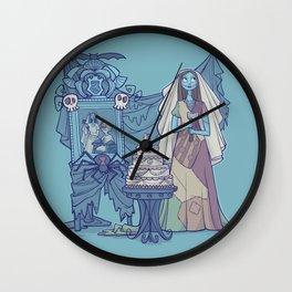 Till Death....Do Us Part. Wall Clock