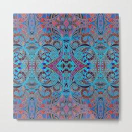 Ethnic Style G257 Metal Print