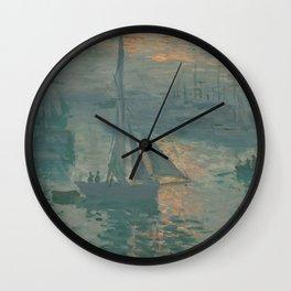 Sunrise (Marine) Wall Clock