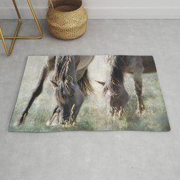 Grazing on Light and Freedom Rug