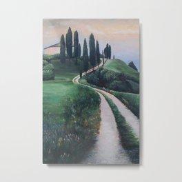 Road Home Metal Print