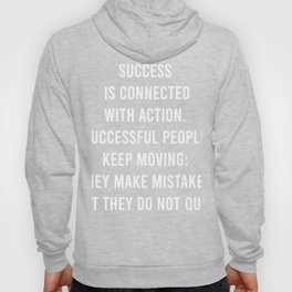 Success Is Connected Hoody