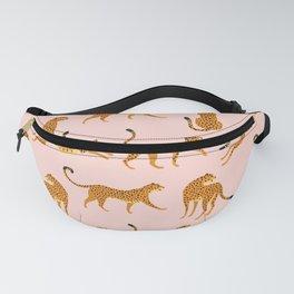 Leopard pattern Fanny Pack