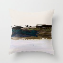 SoulScape 02 Throw Pillow