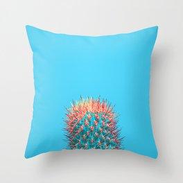 Desert Contrast Throw Pillow