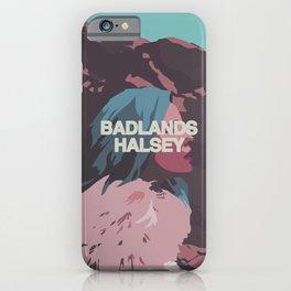 Badlands Halsey iPhone Case