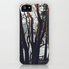 Pacific Madrone iPhone Case