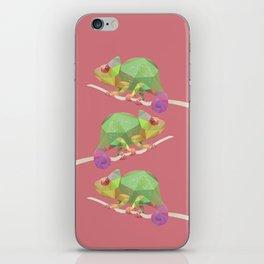 Chameleon. iPhone Skin