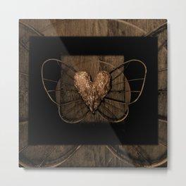 Elysium 2p by Kathy Morton Stanion Metal Print