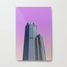 Chicago, Illinois Metal Print
