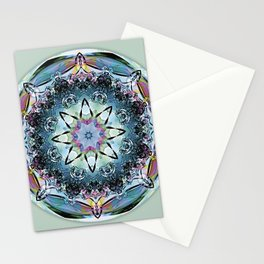 Mandalas from the Heart of Truth 2 Stationery Cards