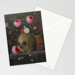 Jan van Kessel Vanitas Still Life Stationery Cards