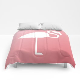 The Flamingo Comforters