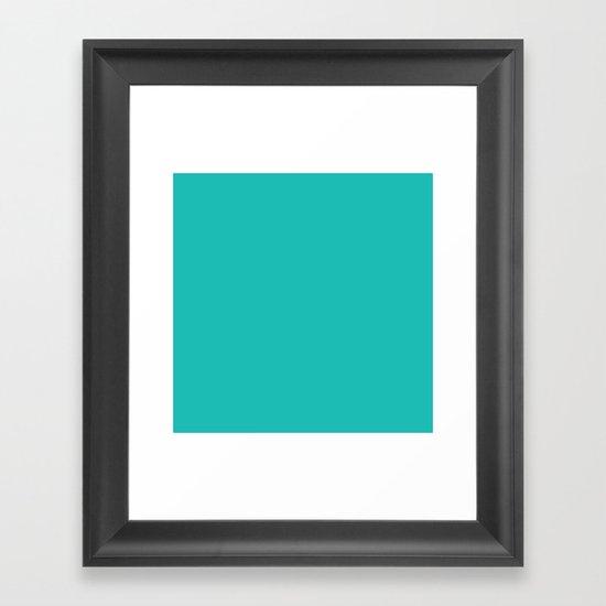 Teal Blue Sea Green by followmeinstead
