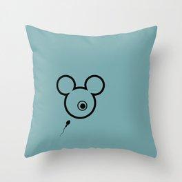 > f i r s t Throw Pillow