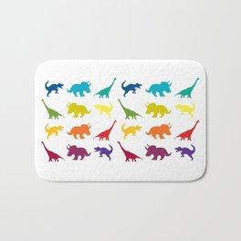 Dino Parade Bath Mat