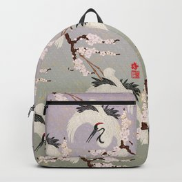 Japanese Crane Backpack