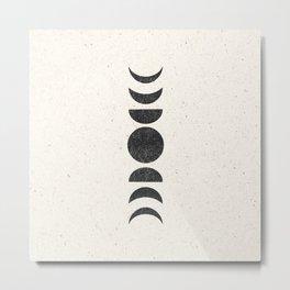 Luna Soul Series 02 Metal Print