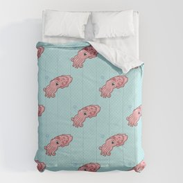 Cuttlefish - Cuddle Edition Comforters
