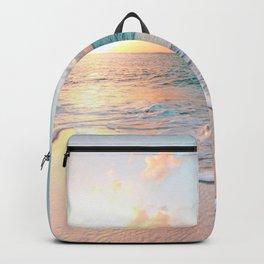 Pink Sea Backpack