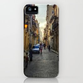 Old Havana iPhone Case