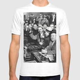 The Night Prohibition Ended T-shirt