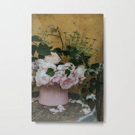 Spring Vase Metal Print