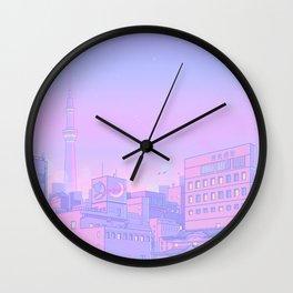 Sailor City Wall Clock