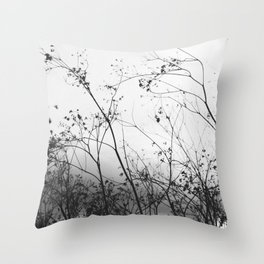 In the Breeze Throw Pillow