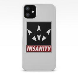 Asura's Insanity iPhone Case