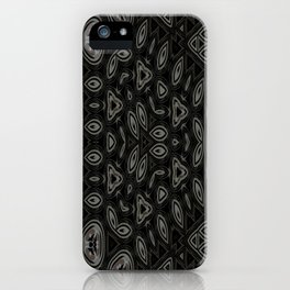 A Labyrinth of Angles iPhone Case