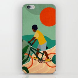 Stay Home No. 7 iPhone Skin
