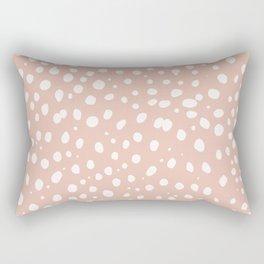 LEOPARD PINK Rectangular Pillow