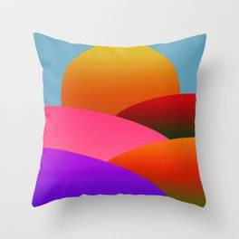 Pillows For The Sun Throw Pillow