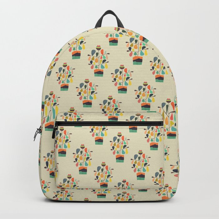 Potted Plant 4 Backpack
