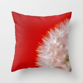 Dent de Lion Throw Pillow