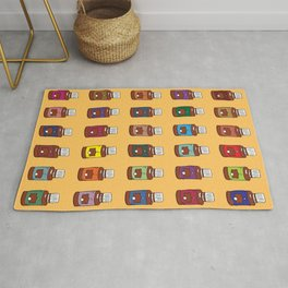 Essential Oil Collection Rug