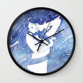 Kalypso Wall Clock