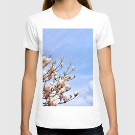 Magnolia In The Sky T-shirt
