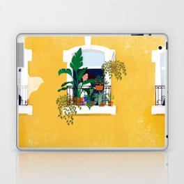 Lisbon girl Laptop & iPad Skin