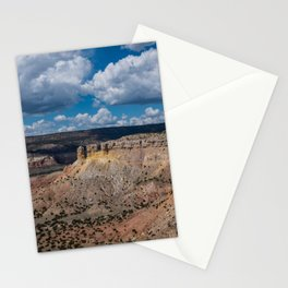 Mesas at Ghost Ranch Stationery Cards
