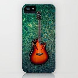 Ovation Fine Tune iPhone Case