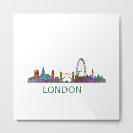 London UK Skyline HQ Metal Print