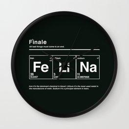 FeLiNa #2. Wall Clock