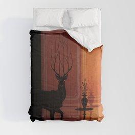 Darker Rooms Comforters