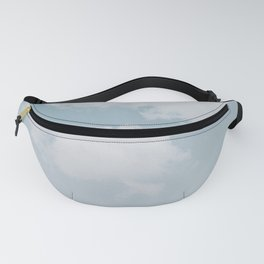 summer clouds Fanny Pack