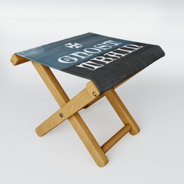 Ghost Train Folding Stool