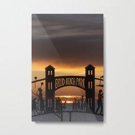 OH Park - Euclid Beach Metal Print