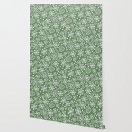 Irish Lace Wallpaper