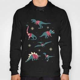 Dinos In Sweaters Hoody
